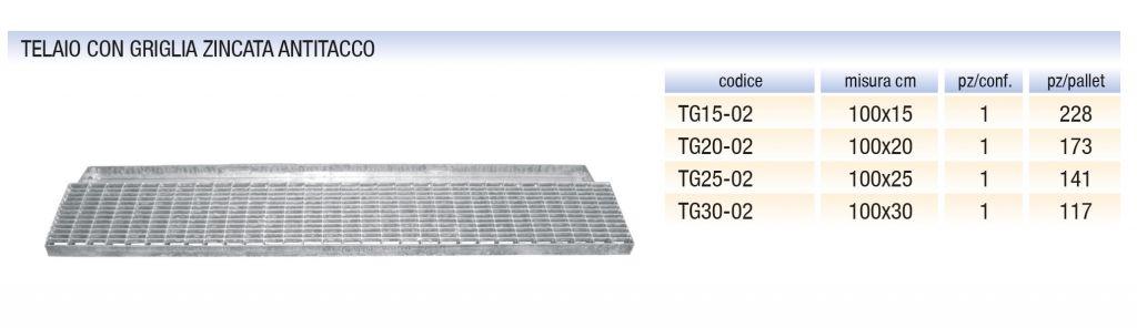 telaio-con-griglia-zincata-antitacco